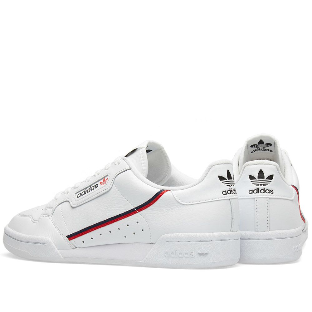 info for b613a 38425 Adidas Continental 80. White ...