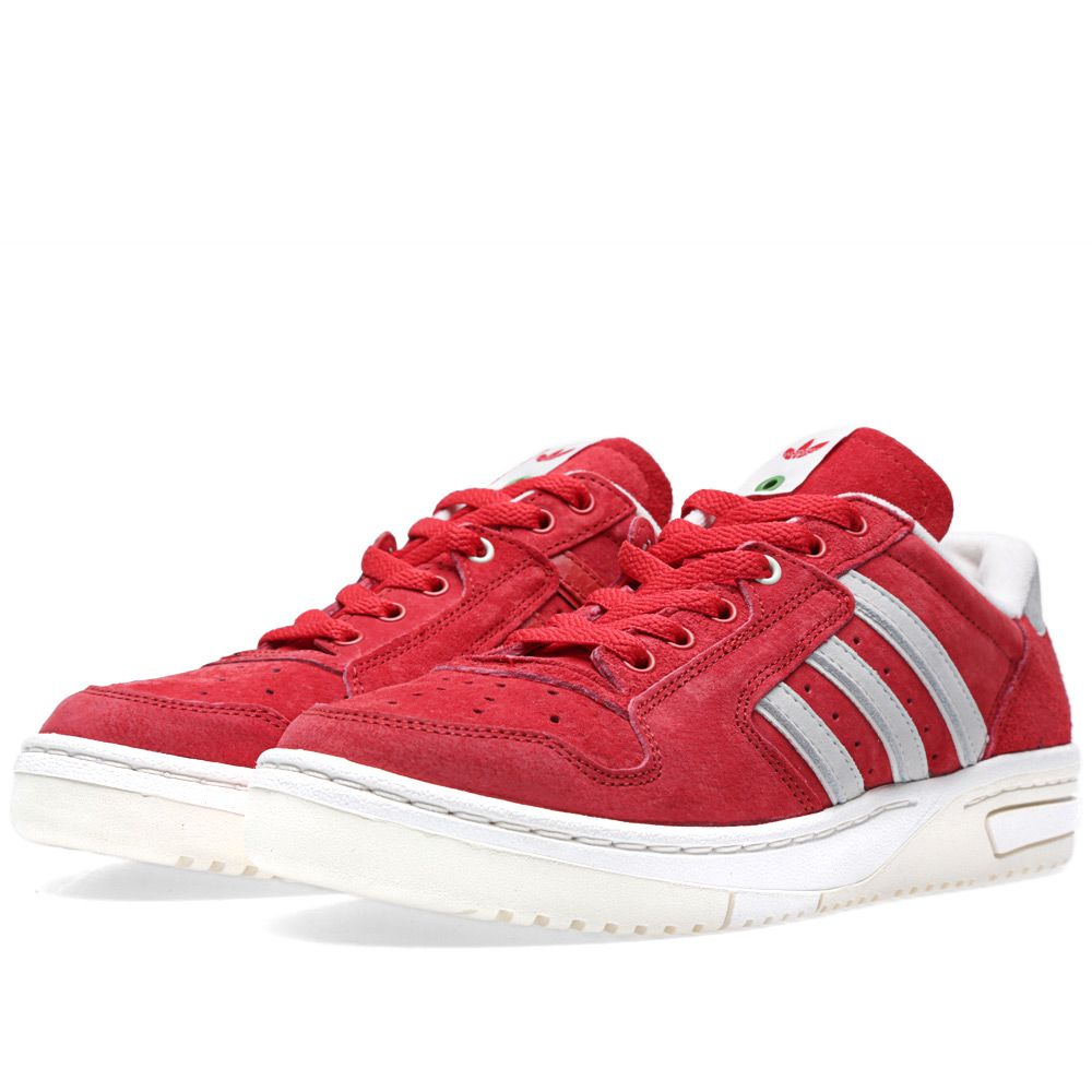 finest selection 34a6e ba1e6 Adidas Consortium x Footpatrol Edberg 86 Strawberries  Cream