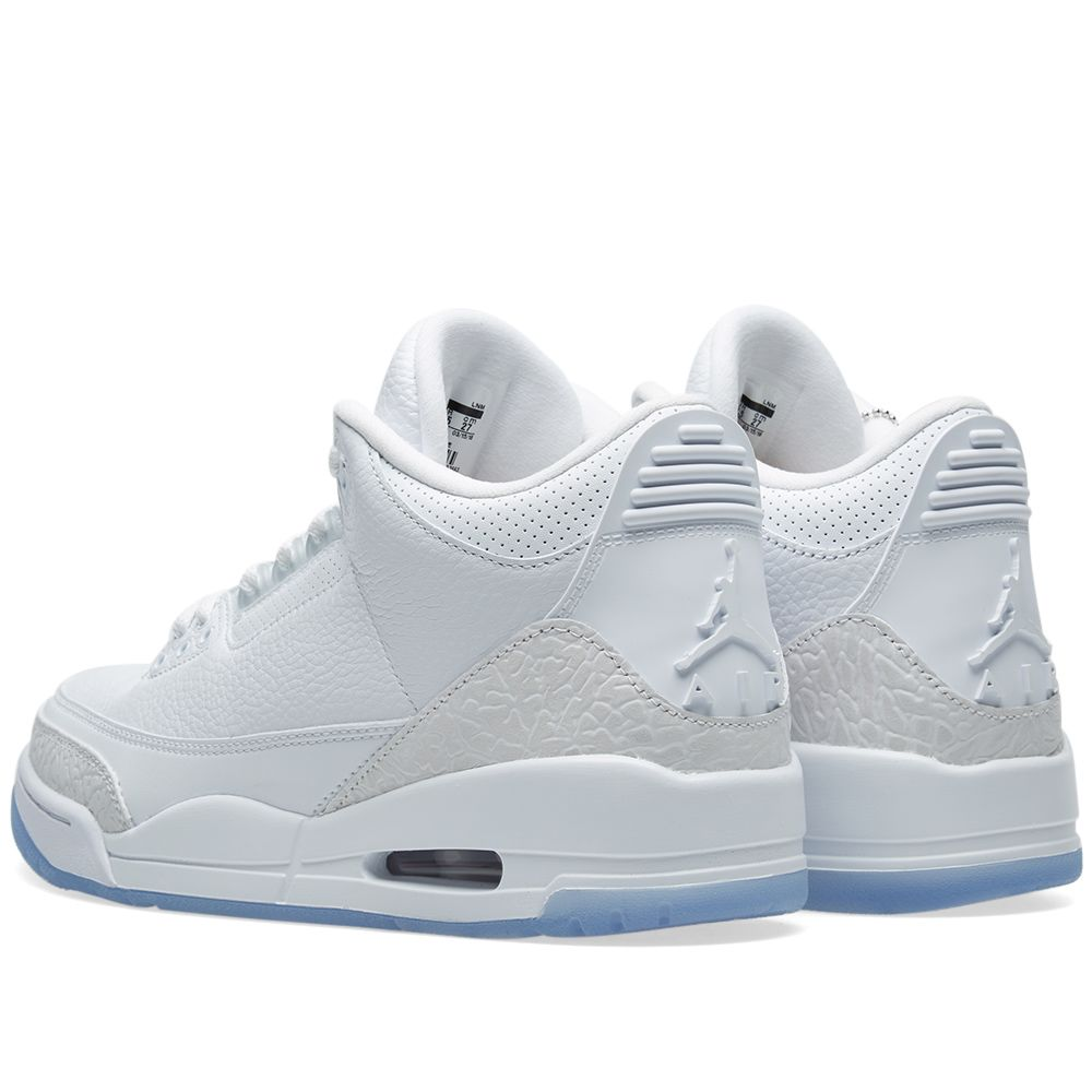 c365f1cede05f0 Air Jordan 3 Retro White