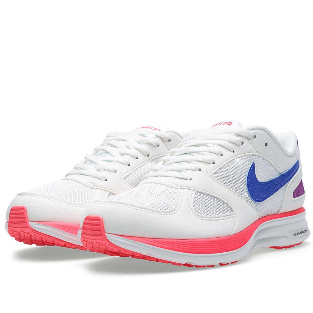 3c8d131e78ad Nike Lunarspeed Mariah Summit White   Hyper Cobalt