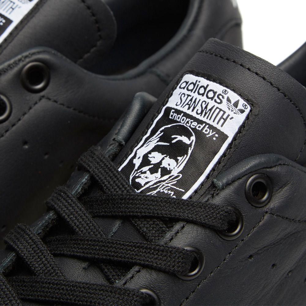cheap for discount c4aa8 b21d5 Adidas Consortium x Pharrell Williams Stan Smith Solid. Black. AU205  AU99. image