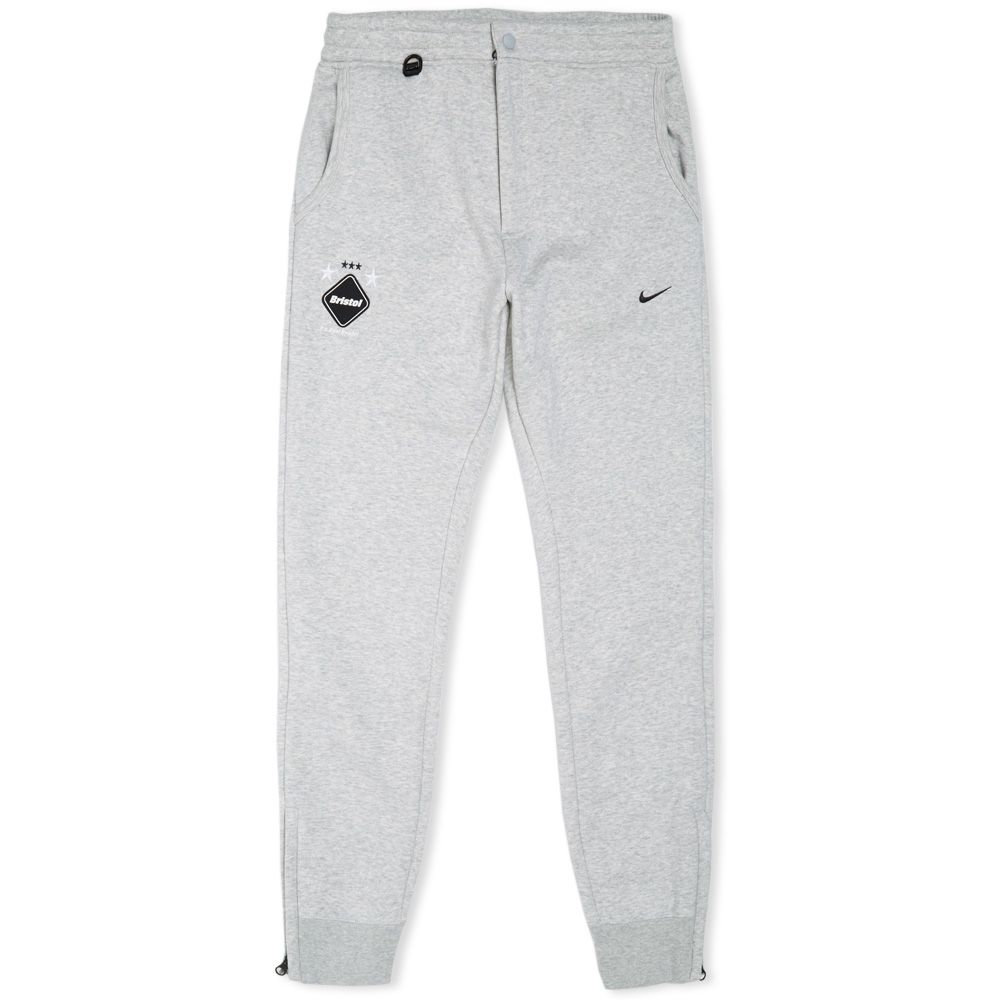 superior quality 13ab7 6f41c Nike x F.C. Real Bristol Sweat Long Pant Grey Heather  END.