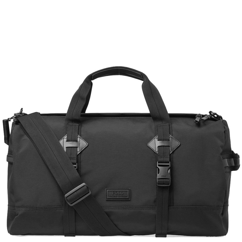 e6dcd45d6b53 Polo Ralph Lauren City Explorer Duffle Bag Black