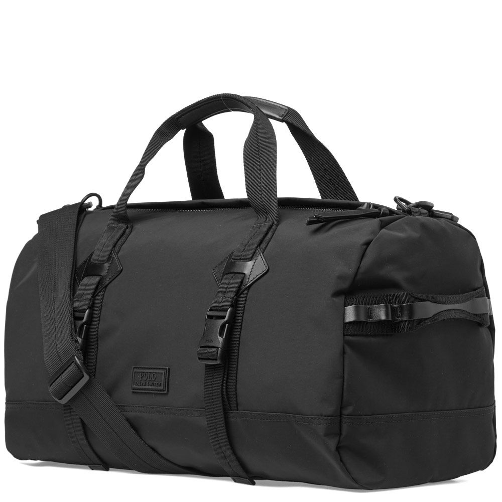 5252a096f0d4 Polo Ralph Lauren City Explorer Duffle Bag Black