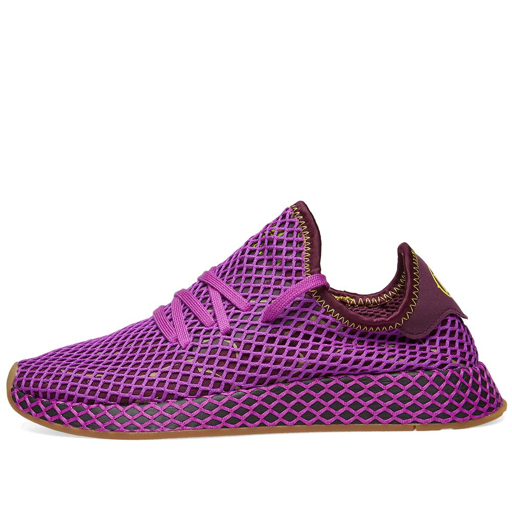 e7bdce5ffd37f2 Adidas x Dragon Ball Z Deerupt Runner  Son Gohan  Purple