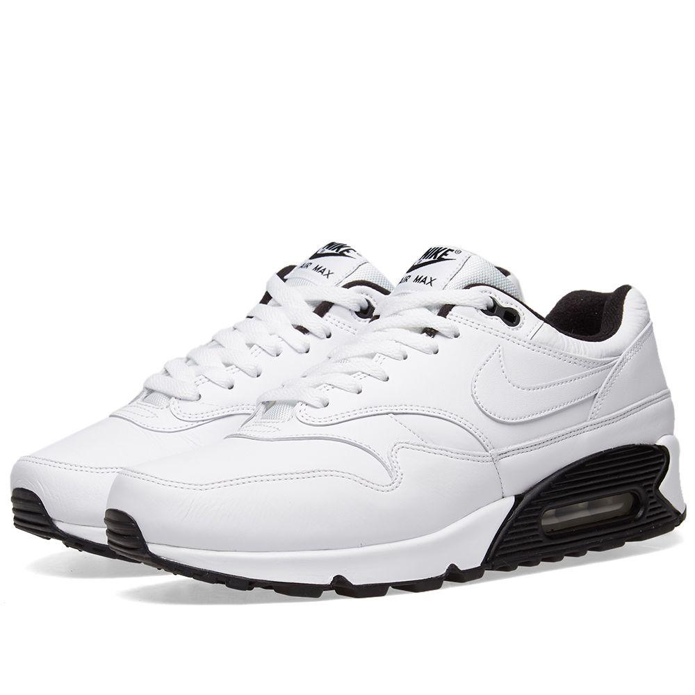 size 40 d4e7a 4a928 Nike Air Max 901 White  Black  END.