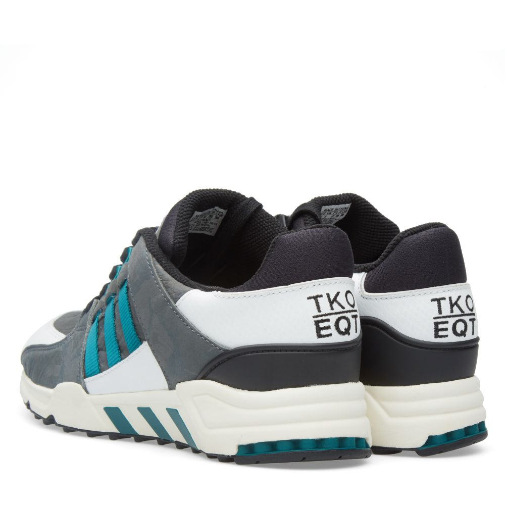 best cheap 6bf9e 14bfc Adidas EQT Running Support 93 Tokyo. Core Black, Emerald  White