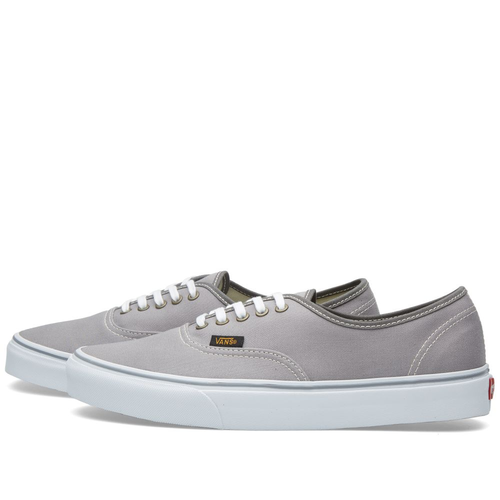 Vans Authentic Surplus Frost Grey   Pewter  f86d554f0d