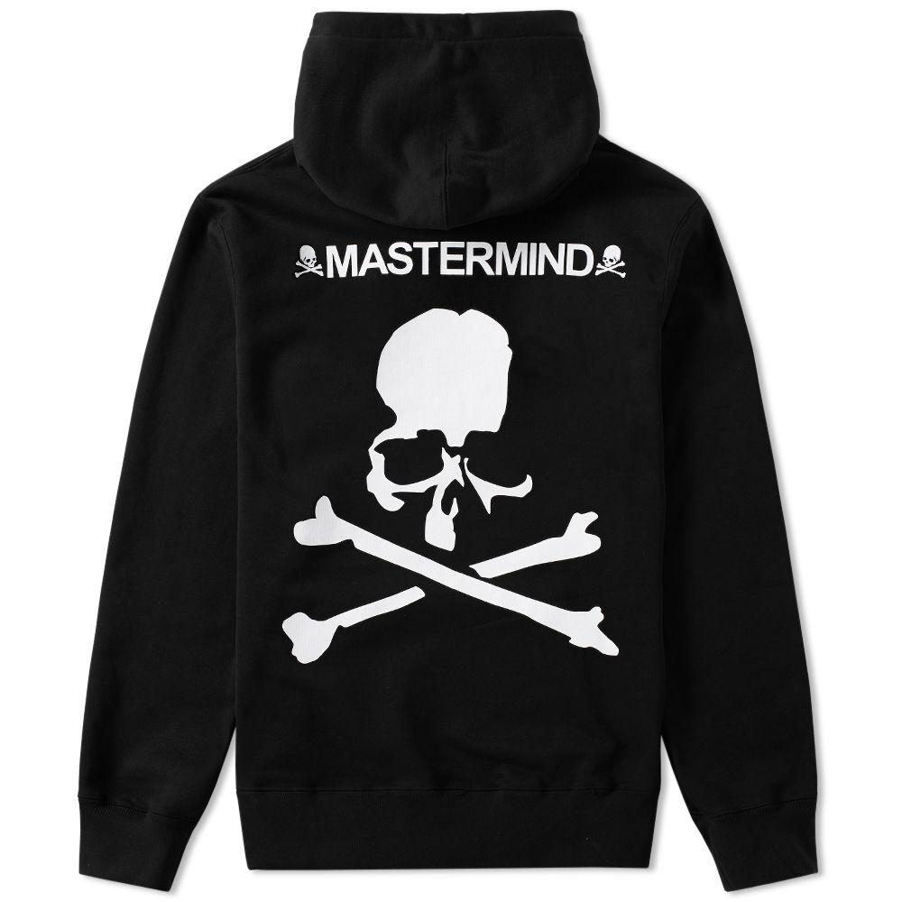 b596ffda8ed Mastermind Japan Mastermind Skull Hoody. Black B. ₩1