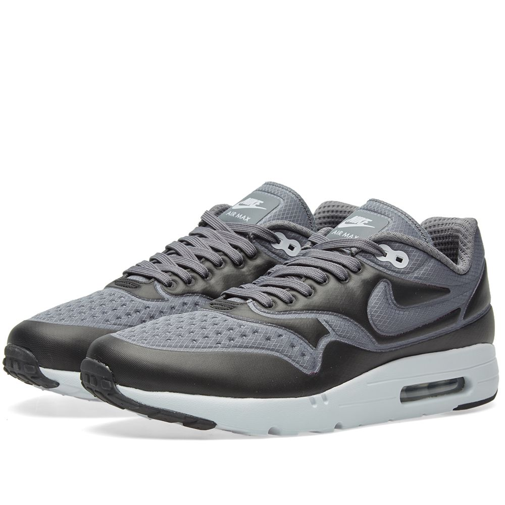 2c8897155c837a Nike Air Max 1 Ultra SE Dark Grey   Black