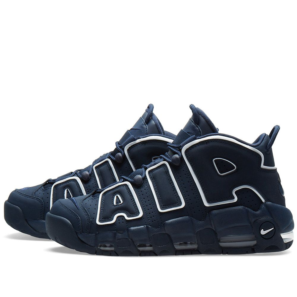 new product f218e 193e3 Nike Air More Uptempo 96 Obsidian, White  Gum  END.