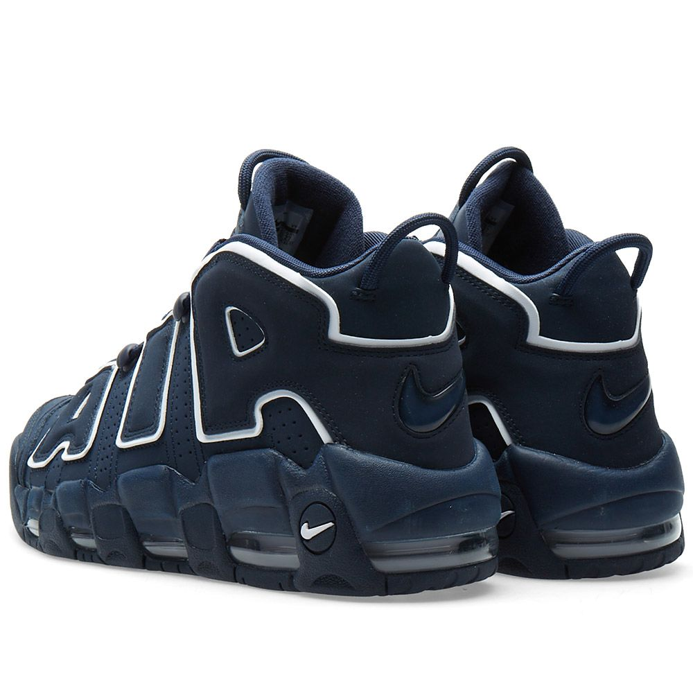 new style e865a 25a8e Nike Air More Uptempo 96 Obsidian, White   Gum   END.