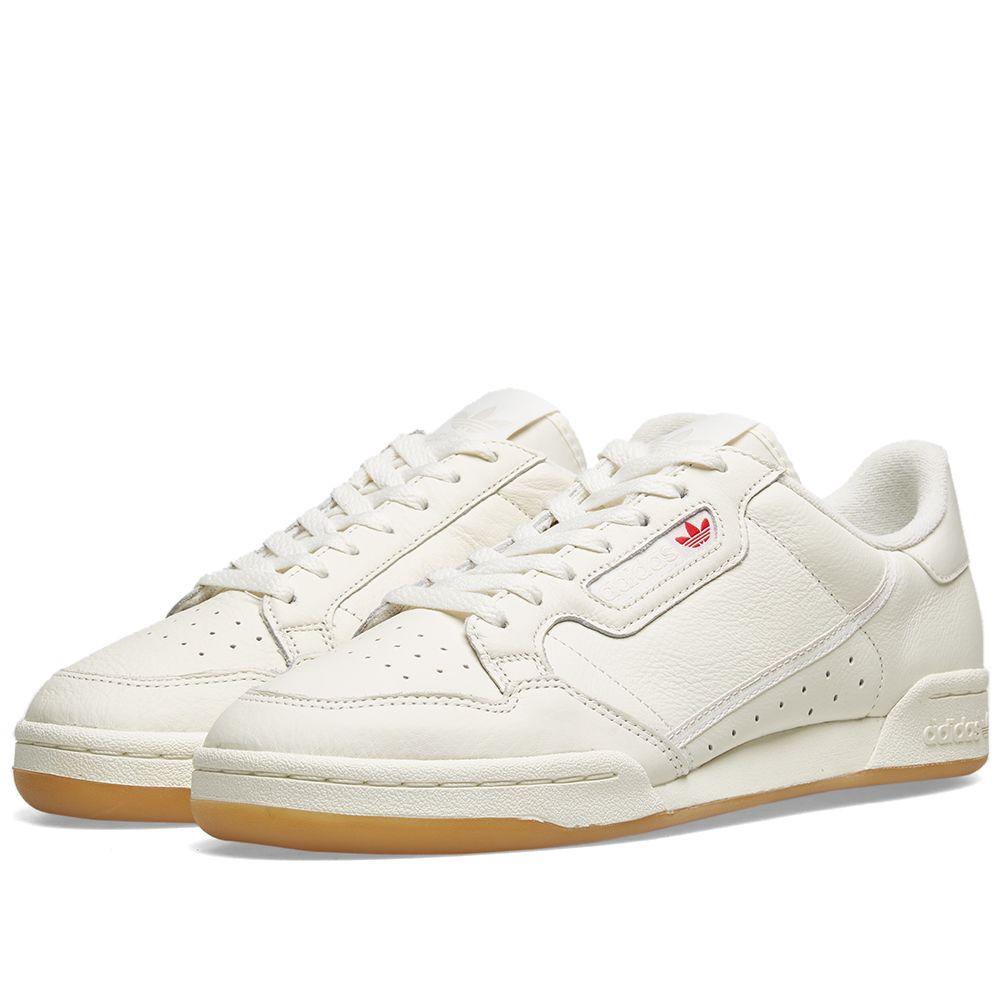 Adidas Continental 80 Off White 8b3b6a9db