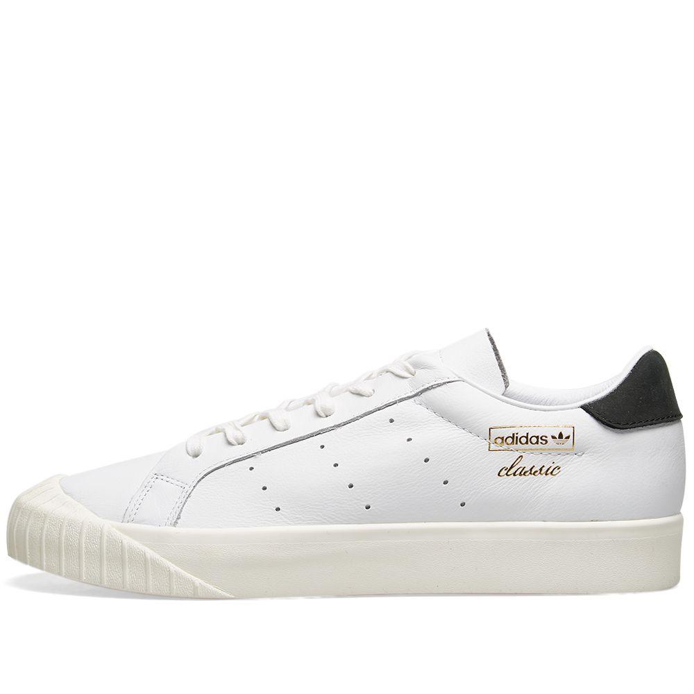 release date: cfc56 65468 Adidas Everyn W. White  Black