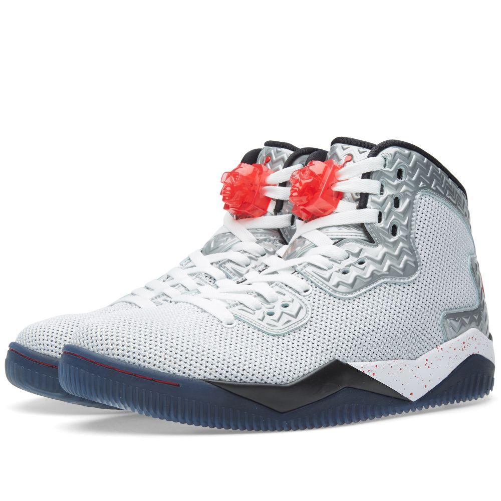 d42ffb46d80c Nike Air Jordan Spike PE White
