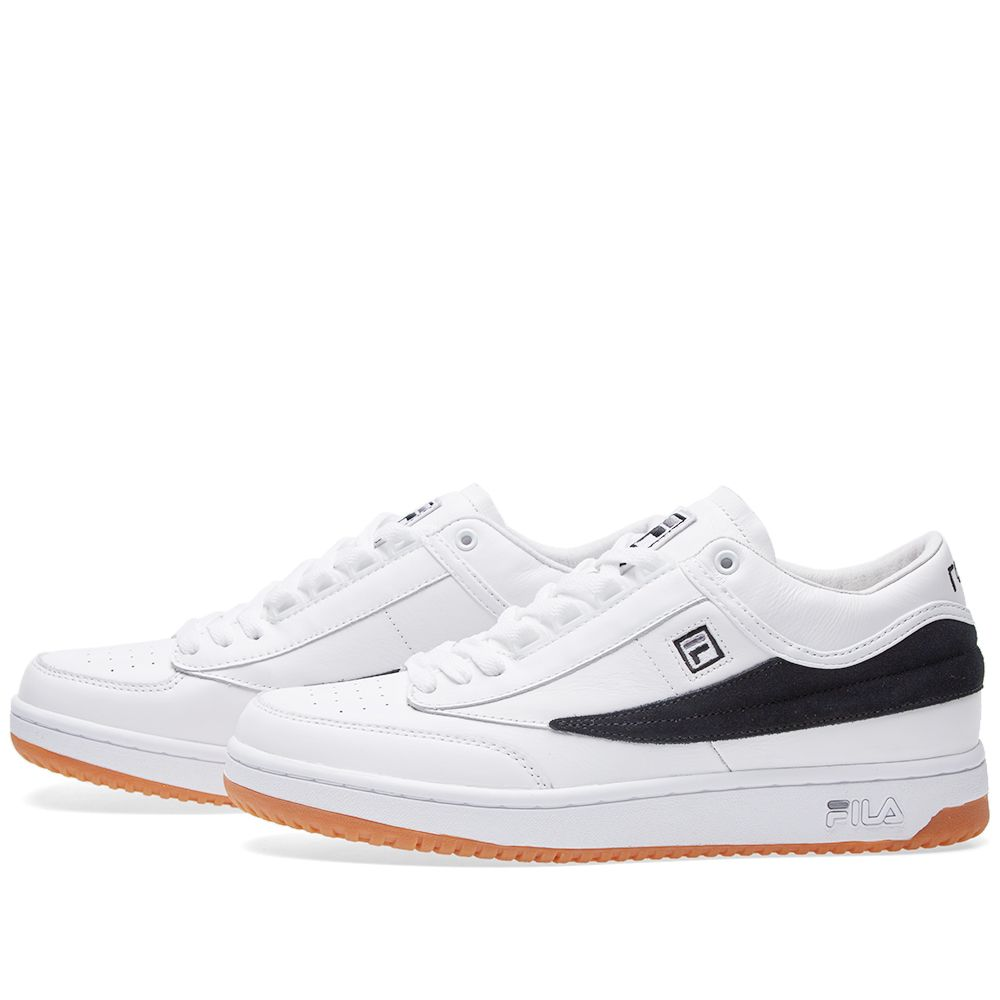 f76587a9d0c4 Gosha Rubchinskiy x FILA T-1 Sneaker White   Black