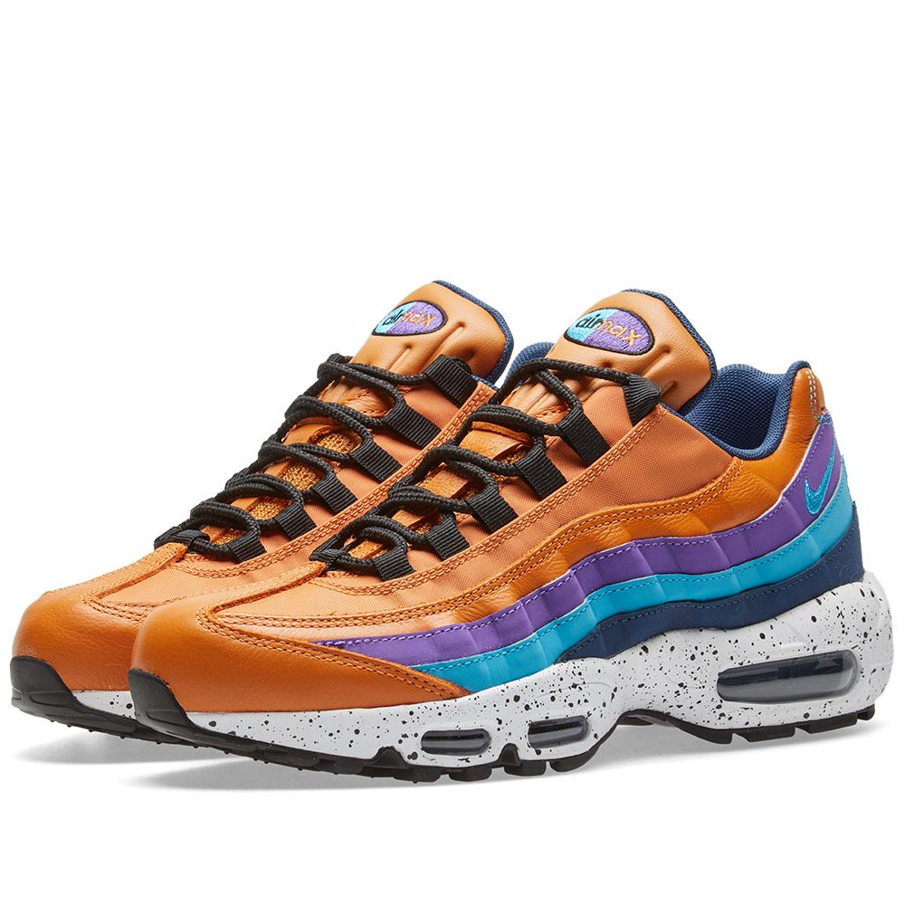 reputable site dc34d e20b4 ... switzerland nike air max 95 premium. monarch light blue fury. 155 109.  image