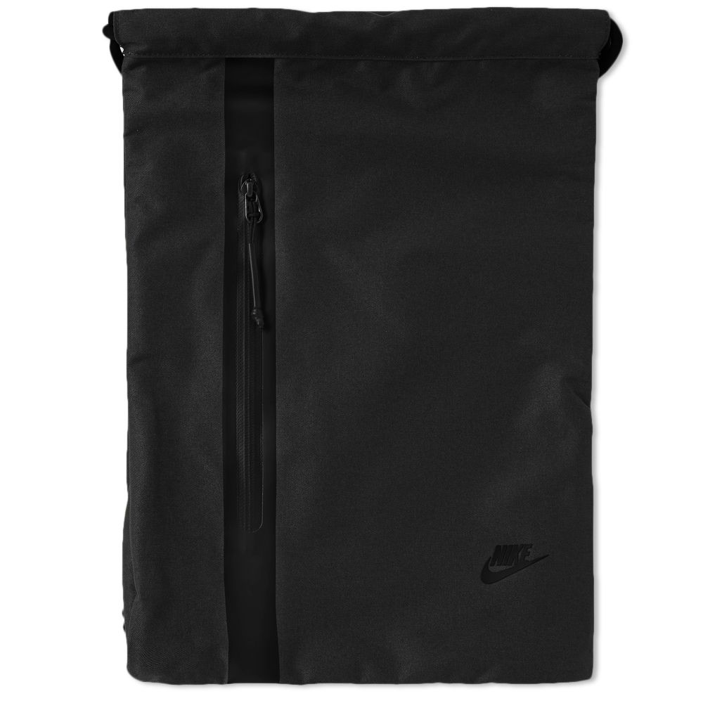 5251bed159 Nike Tech Gymsack Black