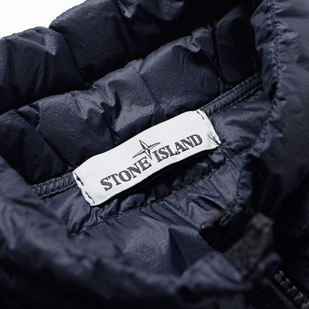 7e75d98587350 homeStone Island Garment Dyed Micro Yarn Down Packable Gilet. image. image.  image. image. image. image. image. image. image