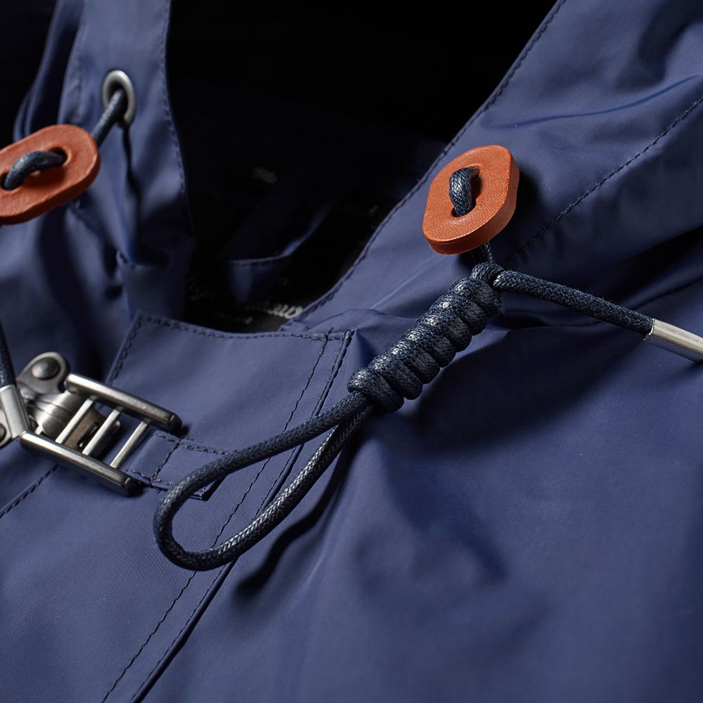 cf55d48e7869 Nigel Cabourn Classic Cameraman Jacket Royal Blue   Black Navy