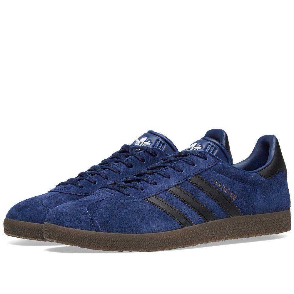 Adidas Gazelle Dark Blue de437130d4b1