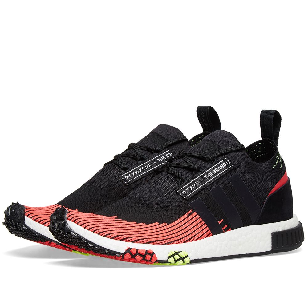 new arrivals e5190 987d8 Adidas NMDRacer PK. Core Black  Shock Red. 185. Plus Free Shipping. image