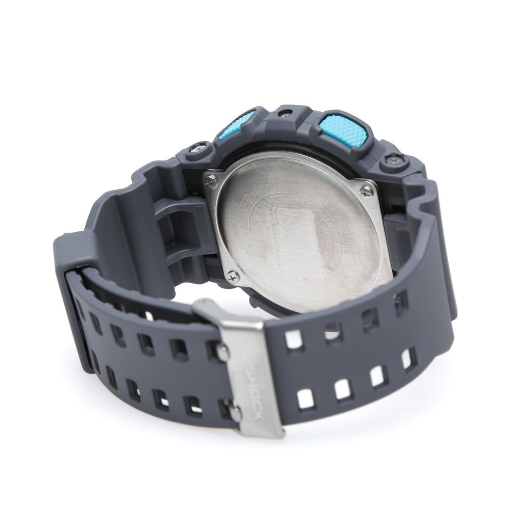 Casio G-Shock GA-110TS-8A42R Watch Dark Grey   Blue  4e0e34fcd9