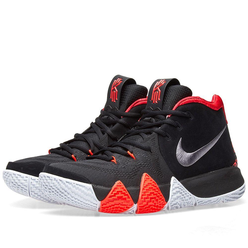 d3f4dd2cb734 Nike Kyrie 4 Black
