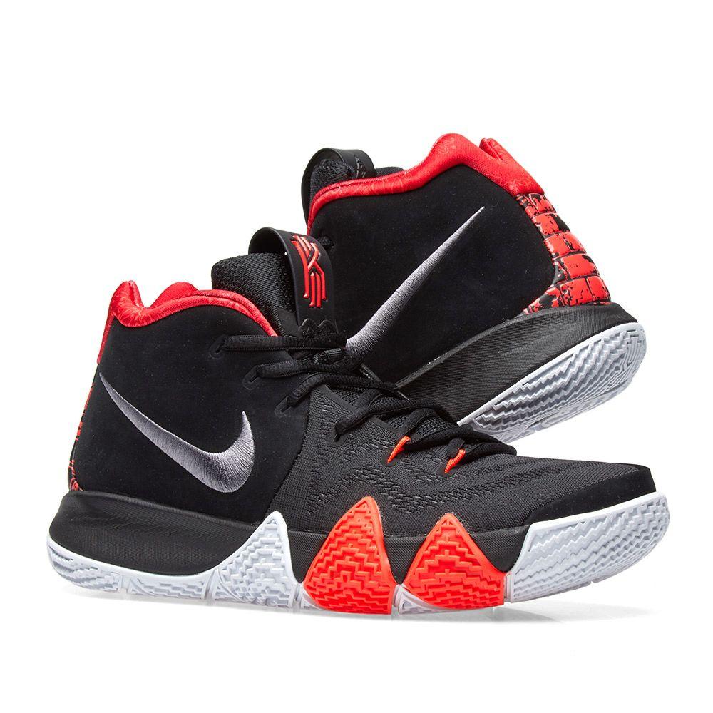 88a685752f8df5 Nike Kyrie 4 Black