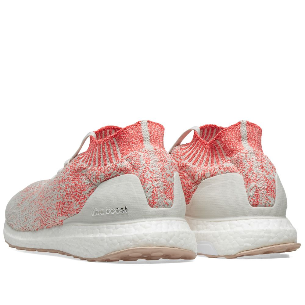 d67fc24d842 Adidas Ultra Boost Uncaged W Raw White   Shock Red