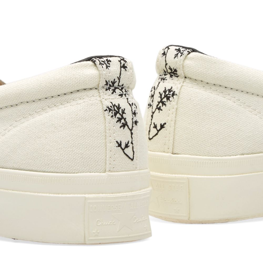 905672c887fb8a Converse Deck Star  67  Flowers  Parchment   Black