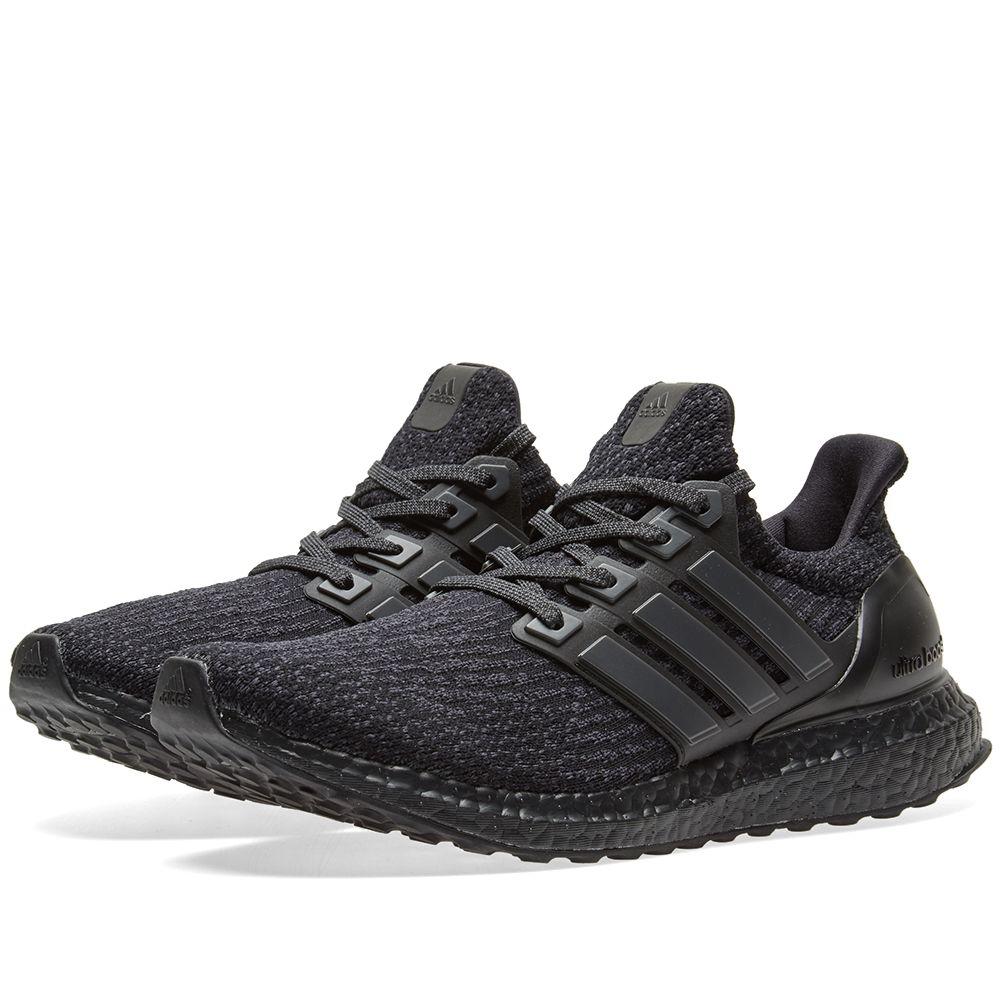 Adidas Ultra Boost 3.0 Triple Black  413095d15