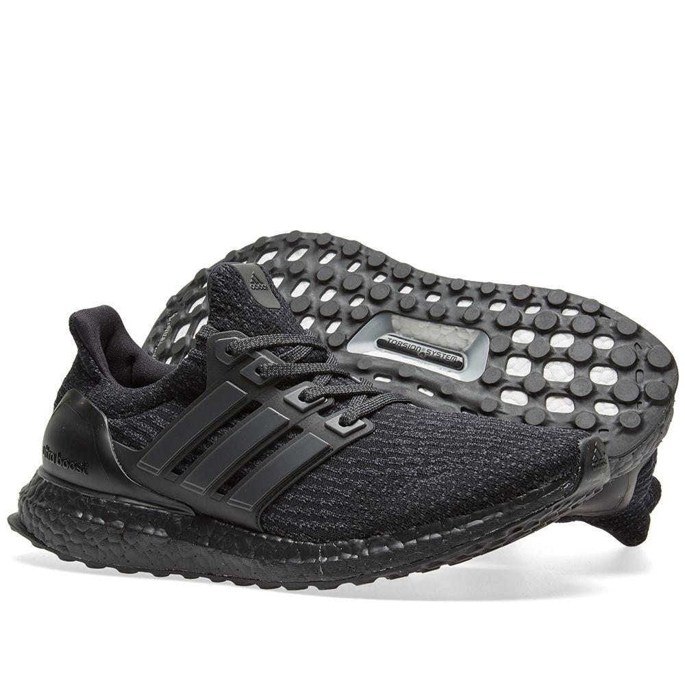 9b05ee4f6b22 Adidas Ultra Boost 3.0 Triple Black