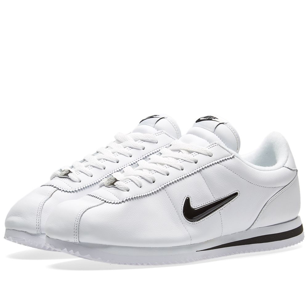 cbfb12ff4058 Nike Cortez Jewel QS White   Black