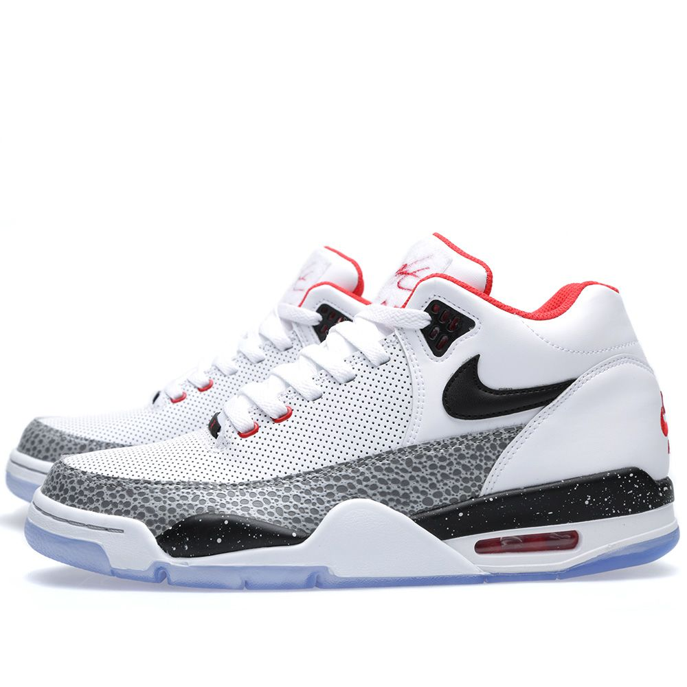 sneakers for cheap 46e3d 33bce ... nike flight squad qs. white black wolf grey. 140 89. image