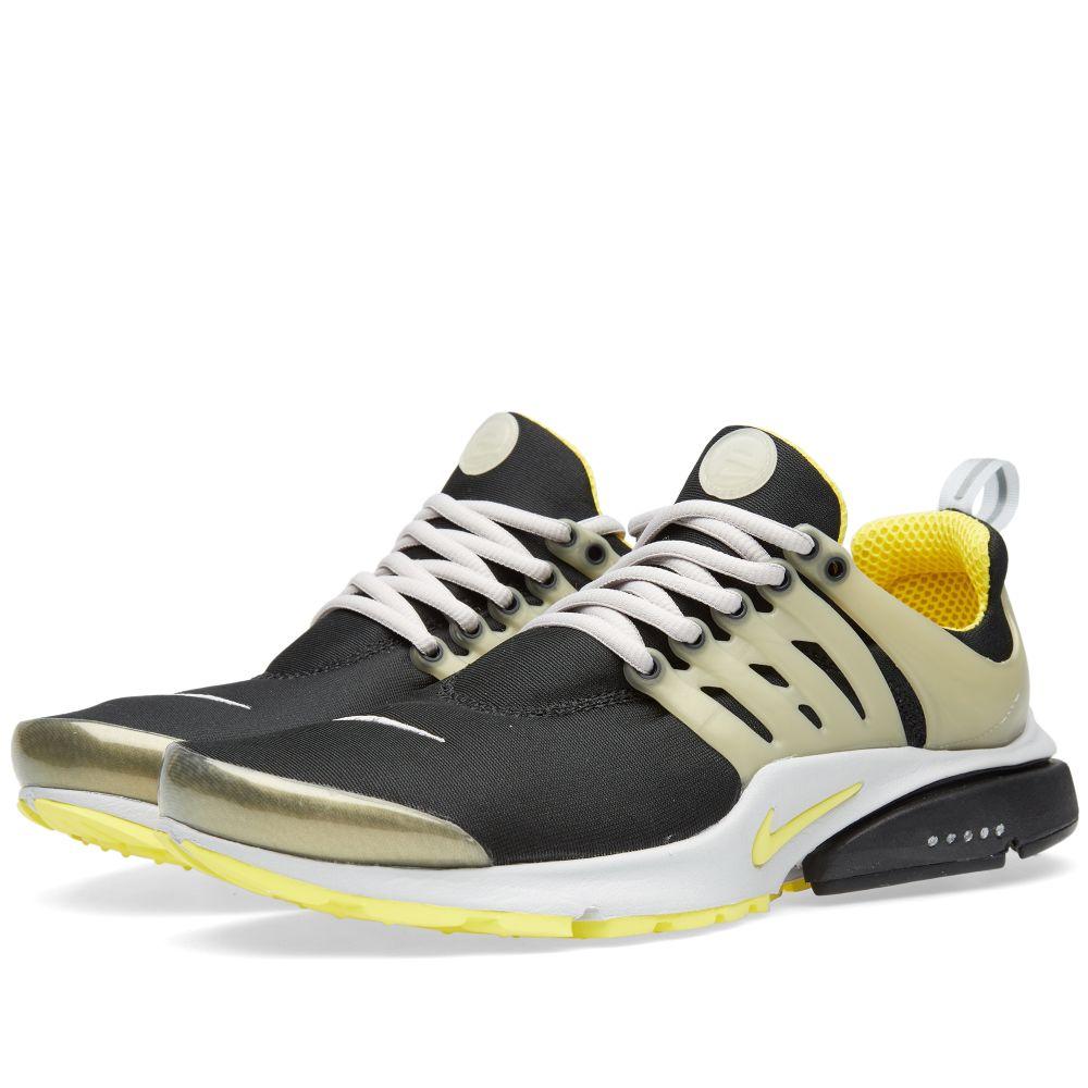 Nike Air Presto QS  Brutal Honey . Black   Yellow Streak. £99. image f72c63b50