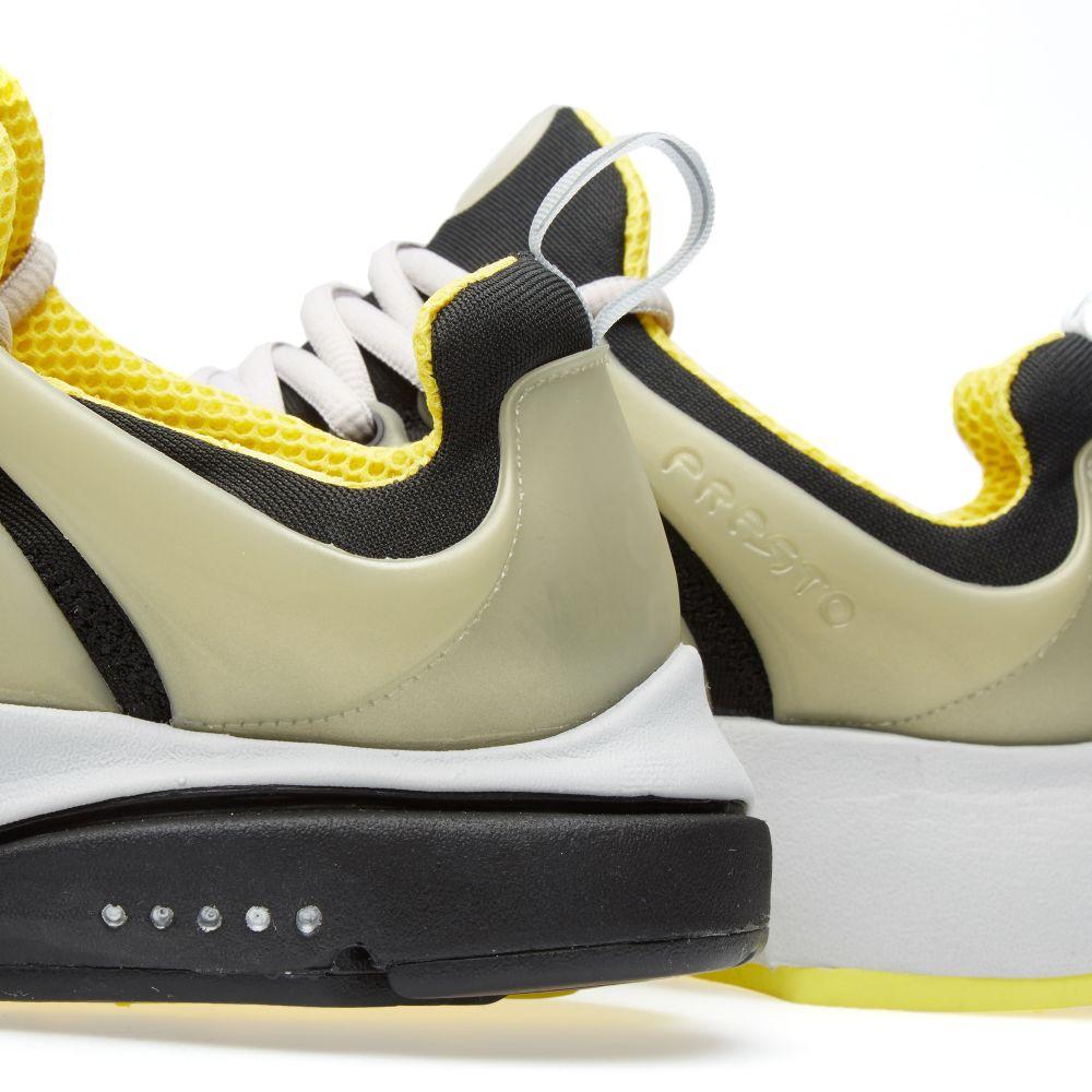 Nike Air Presto QS  Brutal Honey  Black   Yellow Streak  e3b1c7e5e