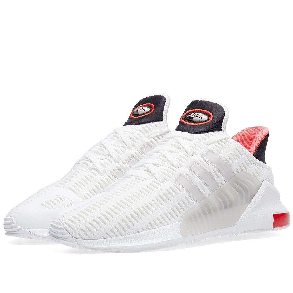 new arrival c5e84 27c45 Adidas ClimaCool 0217 White  Grey One  END.