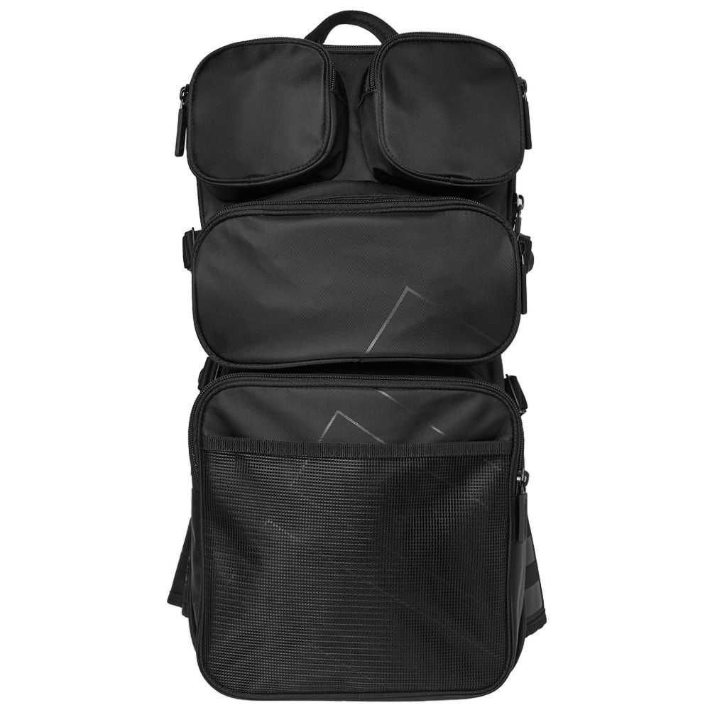 Adidas EQT Running Backpack Black  651545508081a