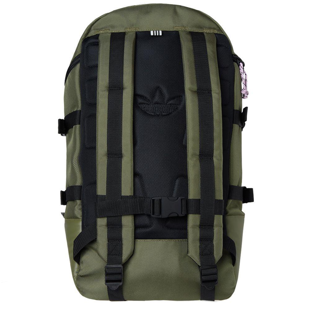 511557c738 Adidas Large Backpack Olive Cargo