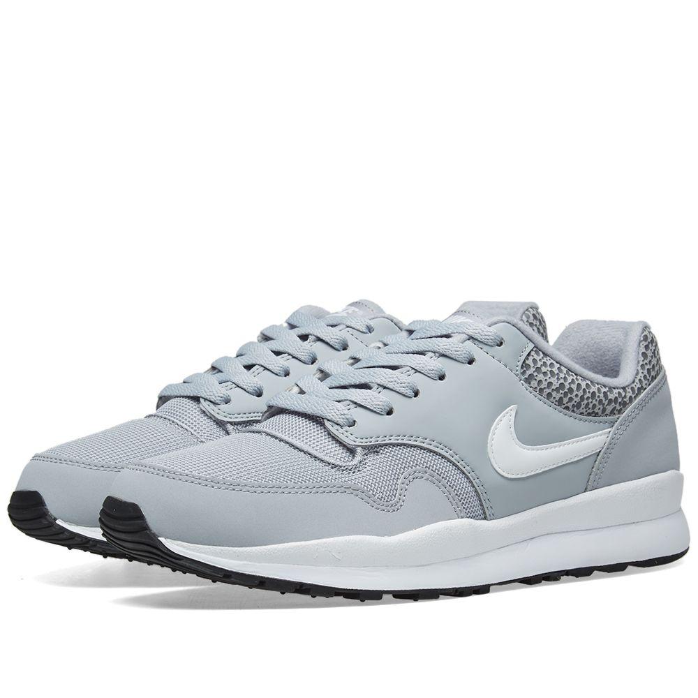 quality design 70415 95c39 Nike Air Safari Wolf Grey, White  Black  END.