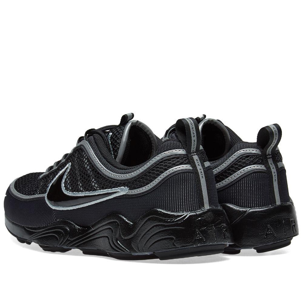 4f95b601e3c17f Nike Air Zoom Spiridon  16 Black   Anthracite