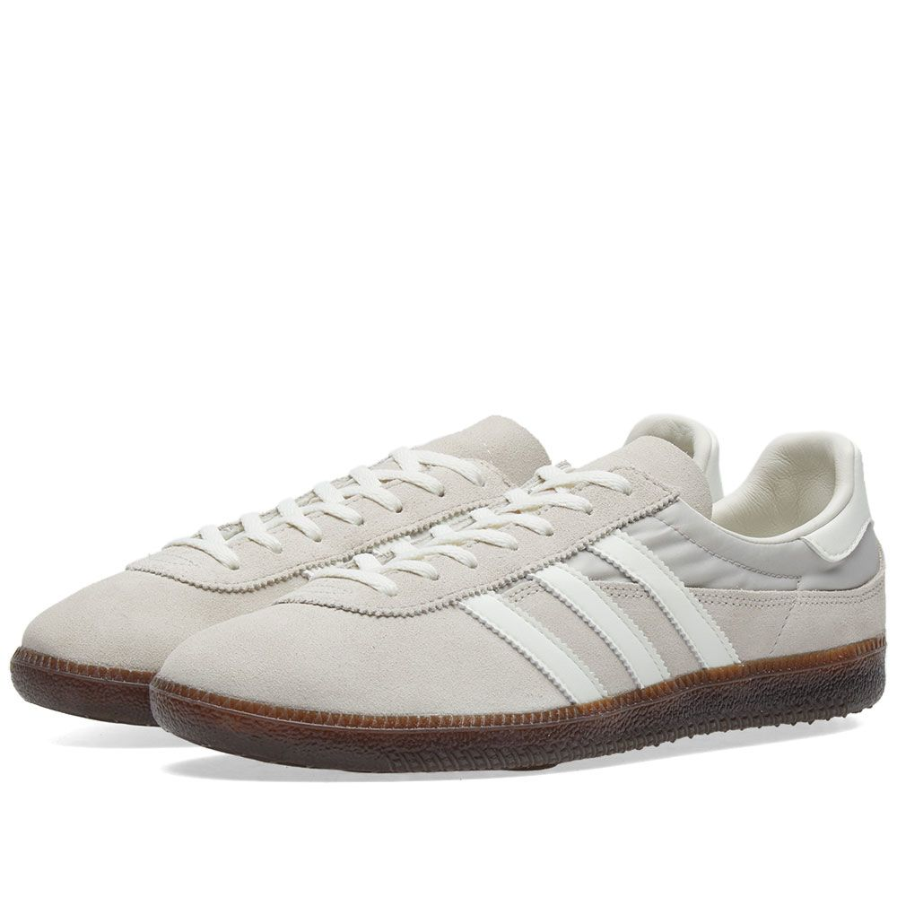 finest selection 962b9 bb4e7 Adidas SPZL GT Wensley Clear Brown  Off White  END.