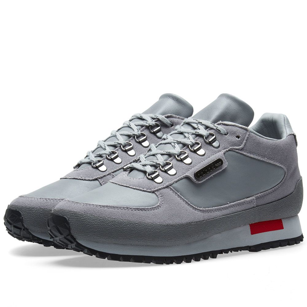 half off 56c2f 90f1d Adidas SPZL Winterhill Grey, Granite   Clear Onix   END.