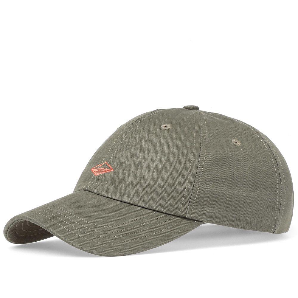 3b2dc1f5559 Battenwear Field Cap Army Green