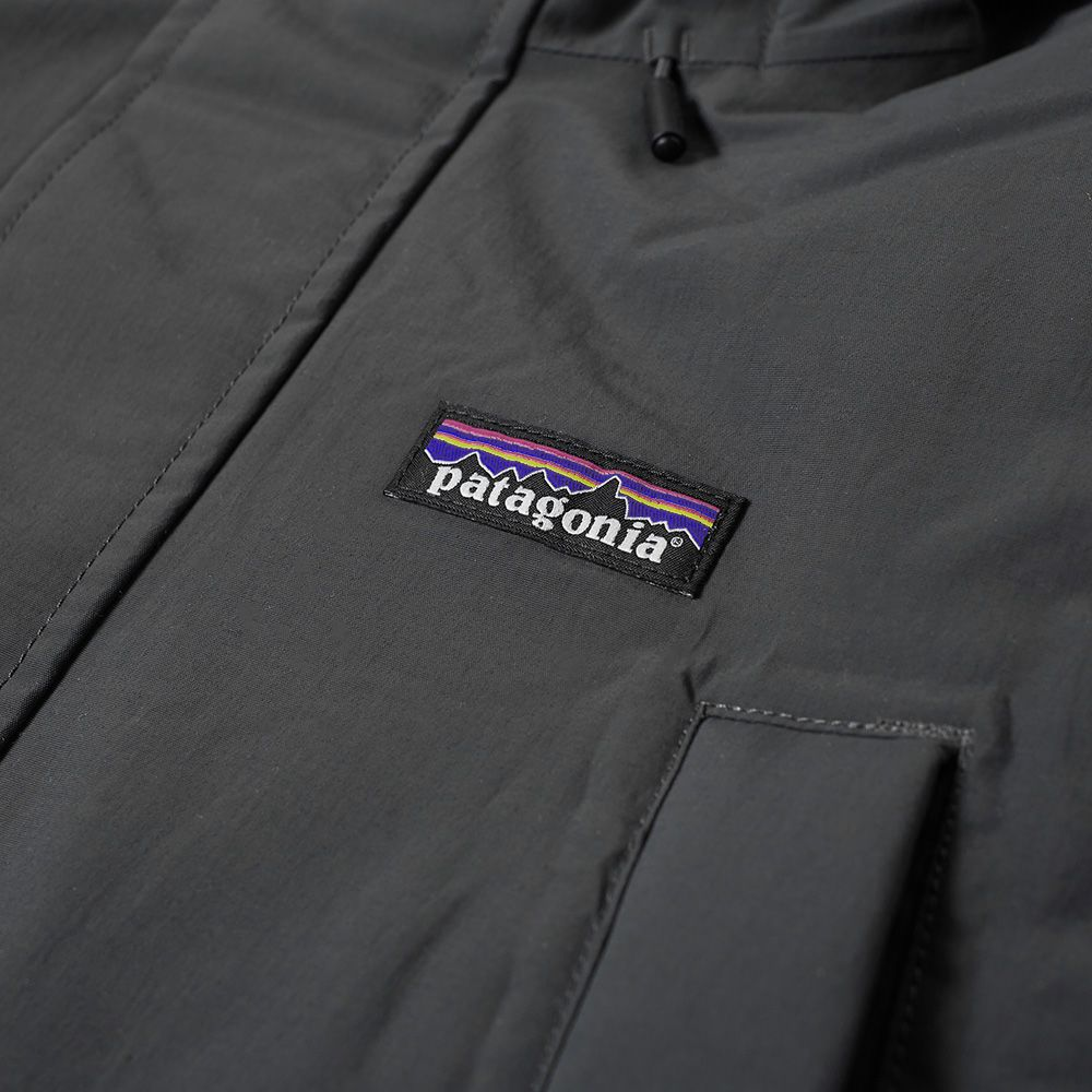 Patagonia City Storm Parka Forge Grey End