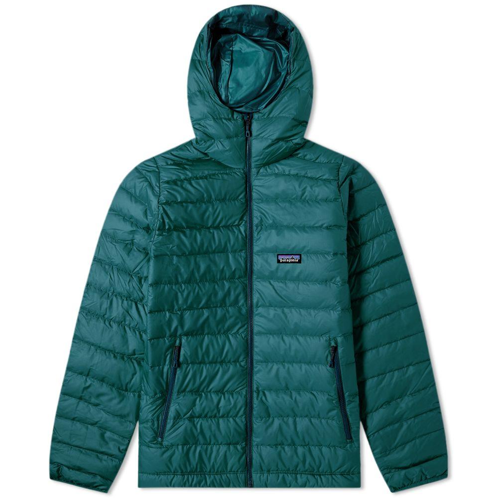 cd1667c7b2c0 Patagonia Down Sweater Hoody Micro Green