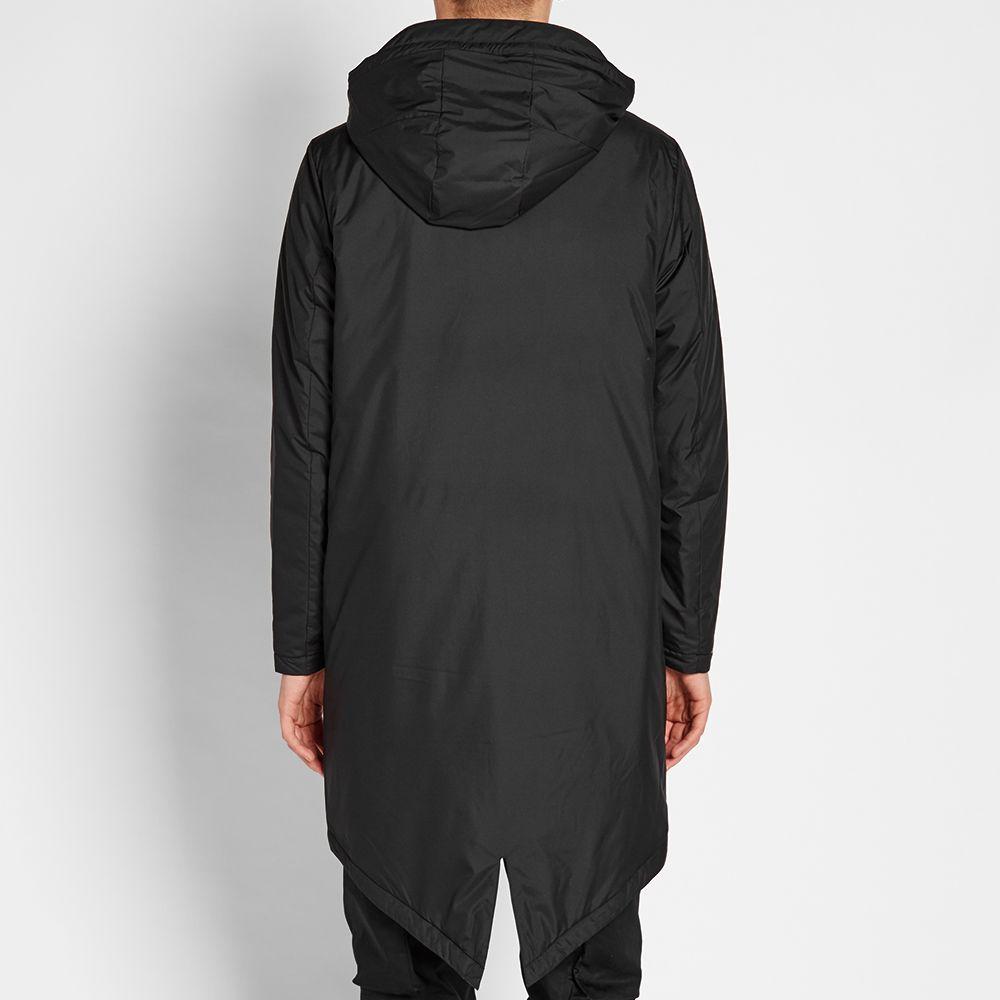 7ad7a4636721 NikeLab Essentials Insulated Jacket Black