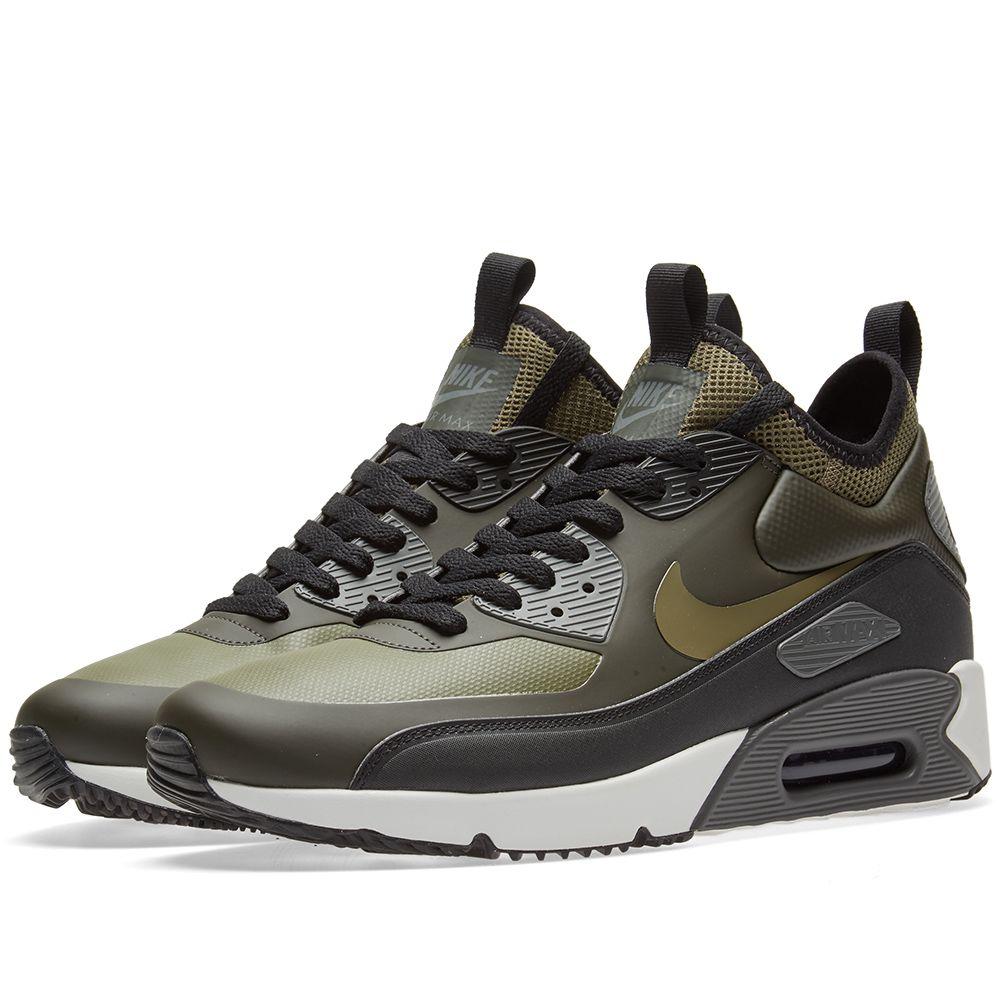 big sale b3a1a b8f5f Nike Air Max 90 Ultra Mid Winter. Sequoia, Medium Olive & Black. HK$1,249  HK$729. image