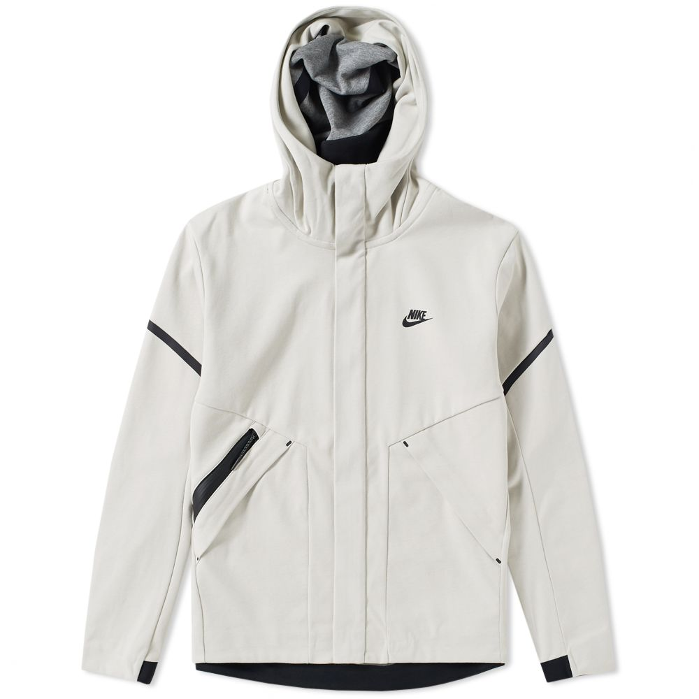Nike Tech Fleece Windrunner Jacket. Light Bone   Carbon Heather. AU 249.  image 5d385df10